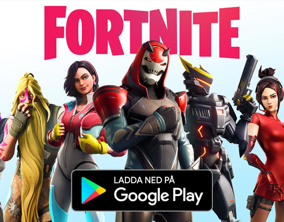 Fortnite Google Play