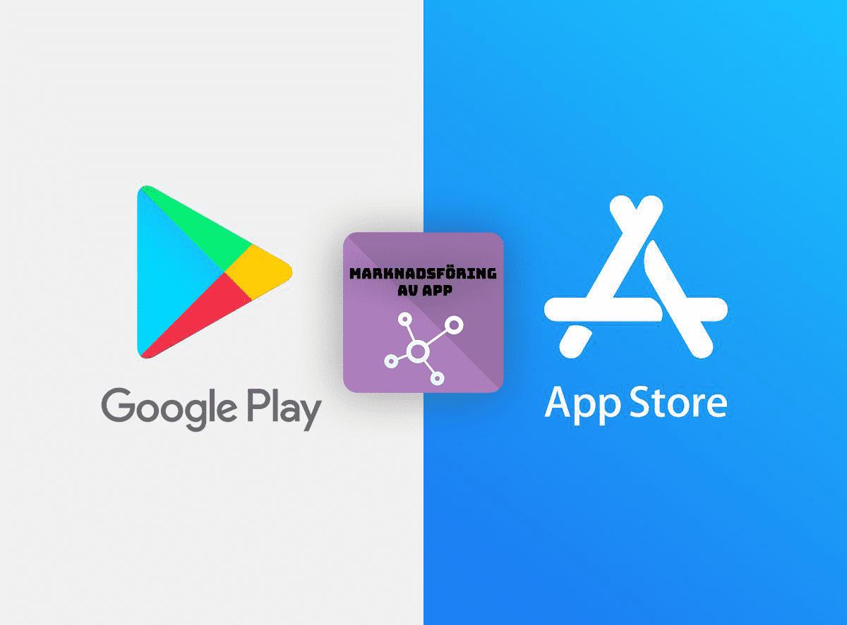 marknadsföring av appar