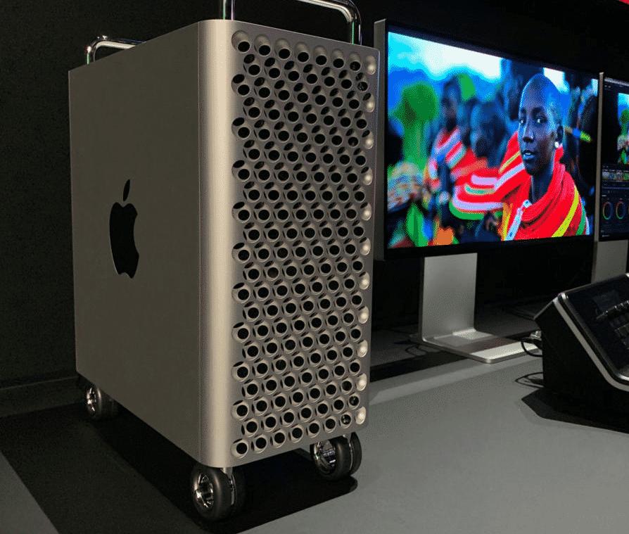 Hjulpaket Mac pro