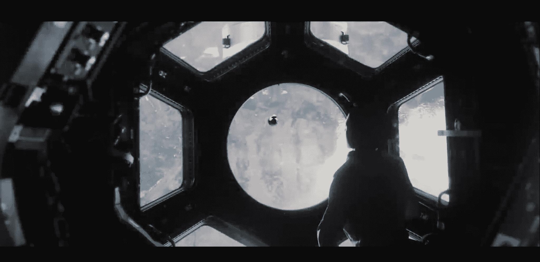 SpaceX dragon närmar sig ISS